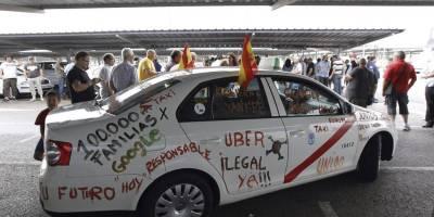 taxistas, Madrid, huelga, 21 de enero, convocatoria, noticias, sector,