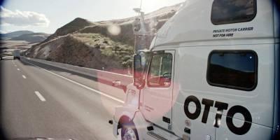 conducción, autónoma, camiones, Uber, Google,