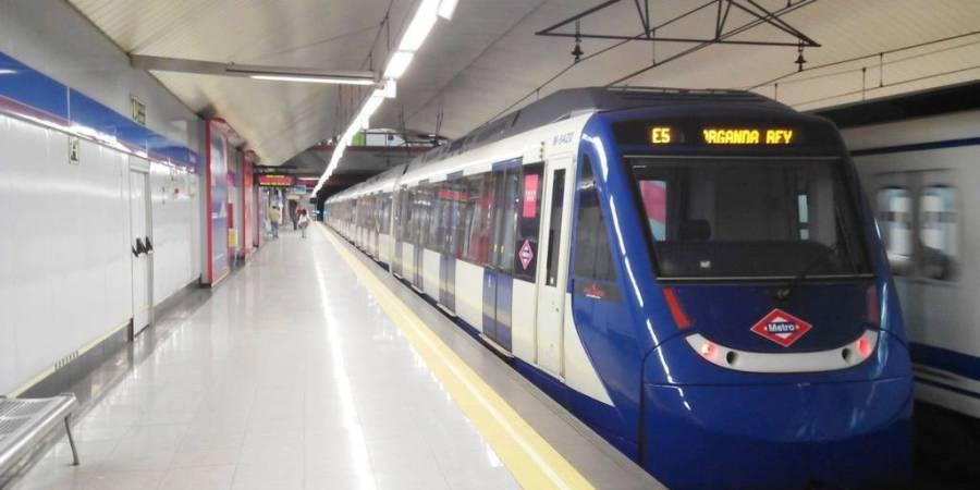 jornadas, paros, parciales, maquinistas, Metro, Madrid,