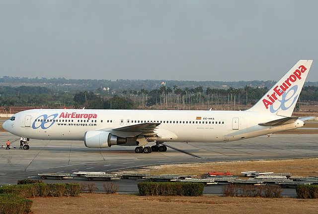 Air Europa, tripulación, tiroteada, Caracas, intento, atraco,