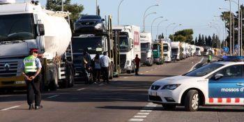 patronal, palos, camionero, García, opinión,