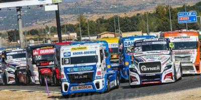 campeonato, europeo, camiones, circuito, Ricardo Tormo, Valencia, competición, actualidad,