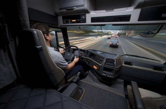 Londres, prepara, estándar, Visión Directa, obligatorio, camiones,