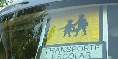 autobuses, sancionados, campaña, control, transporte, escolar,