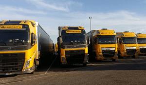 Waberer's, crecimiento, 2017, camiones, transporte, Europa, resultados,