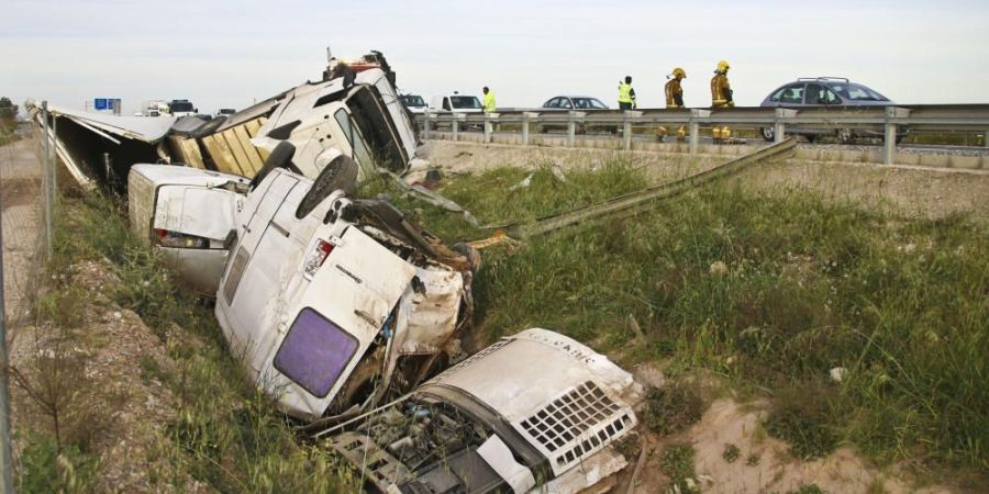 accidentes, furgonetas, cinco, años, aumento,
