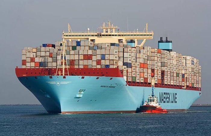 Maersk Line, transporte, marítimo, servicios, Europa, Canadá,
