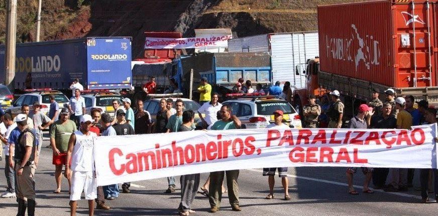 perdida, millones, dólares, Brasil, huelga, camioneros,