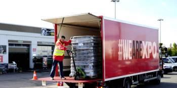 Camioneros, carga, descarga, pacto, Fomento, Ministerio, salud, laboral,