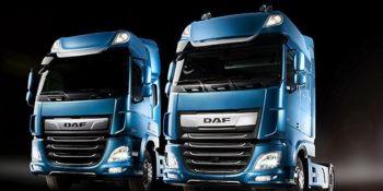 Nuevos camiones DAF, premio Truck of Year 2018