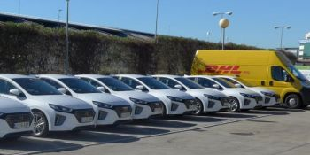DHL Hyundai Hibridos