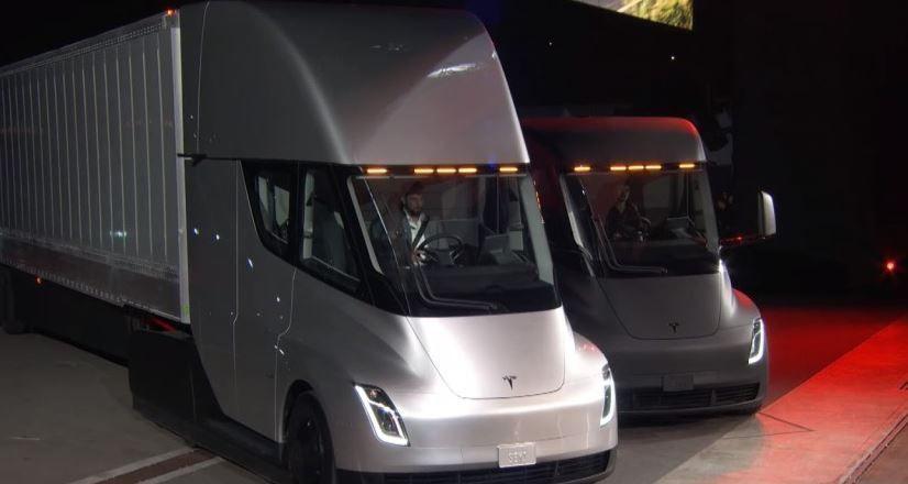 Tesla, camiones, eléctricos, domingos, Alemania,