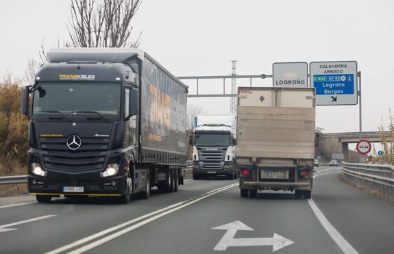 costes, ralentización, transporte,mercancías, carretera,