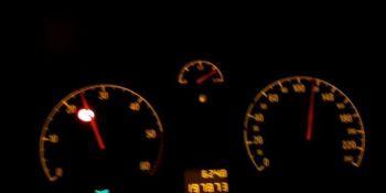 camión, exceso, velocidad, multado, 120, kilómetros, hora, sancionado,
