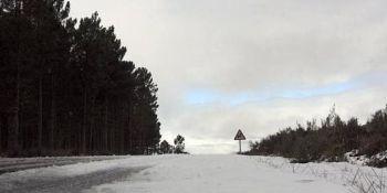 remite, Helena, riesgo, provincias, bajas, temperaturas, nieve,