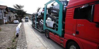 Gobierno de Navarra, imponer, peaje, camiones, N-121-A