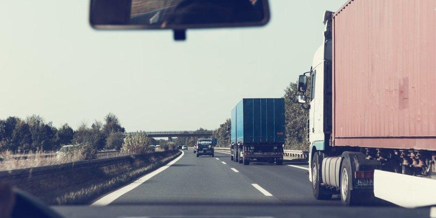 Desvío, camiones, Gobierno, Uxue Barkos, regional, camiones, N-232.