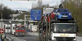 resricciones, camiones, puente, mayo,