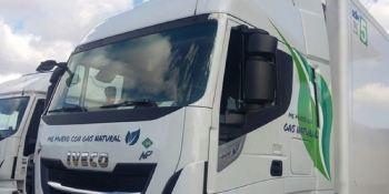 Mercadona, camiones, transporte, tecnologías, camiones, GNL,