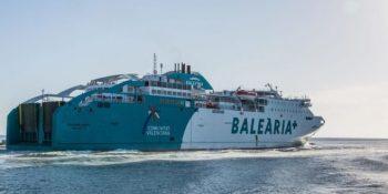 Baleària, naviera, millones, buques, ferrys,
