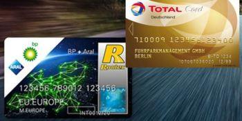 BP/Aral, Total, tarjetas, aceptan, Europa, pagos,