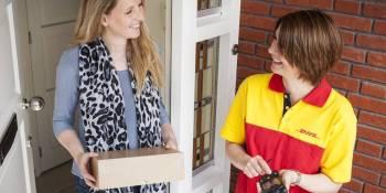 DHL Parcel Portugal, España, entrega, puerta, transporte, urgente,