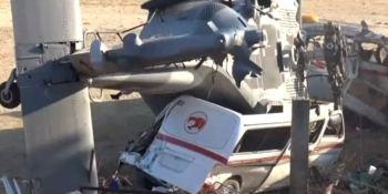 helicóptero, Mexico, grupo, personas, heridos, muertos, accidente,