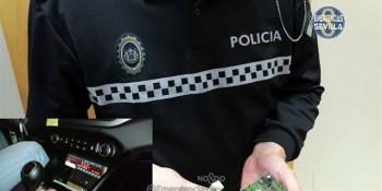 denunciados, taxistas, manipulación, taxímetros, Taxi, Policía Local. Sevilla,