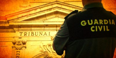 Tribunal Supremo, anula, condena, Guardia Civil multar,