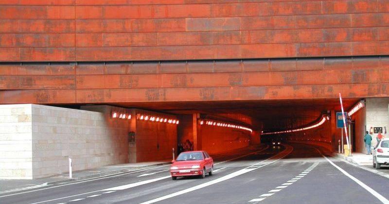 tráfico, camiones, túnel, Somport, peajes, Guipuzcoa, desvío,