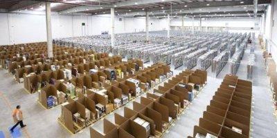 huelga, trabajadores, Amazon, Alcalá de Henares, empresas,