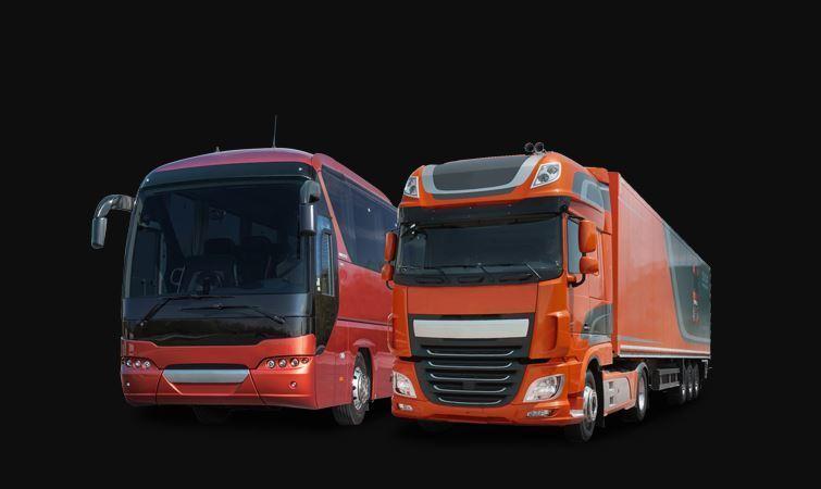 Caen un 28,2% en octubre las matriculaciones de camiones y autobuses en España