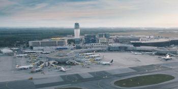 DHL, aeropuerto, Viena, sede, logística, empresa, crecimiento,
