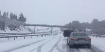 Protección Civil y Emergencias alerta por nevadas y heladas a partir de mañana
