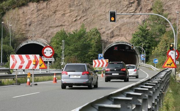 Guipuzcoa, Navarra, descoordinación, circulación, camiones, A-15