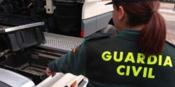 detenidos, supuestos, autores, robo, camiones, gasoil, baterías,