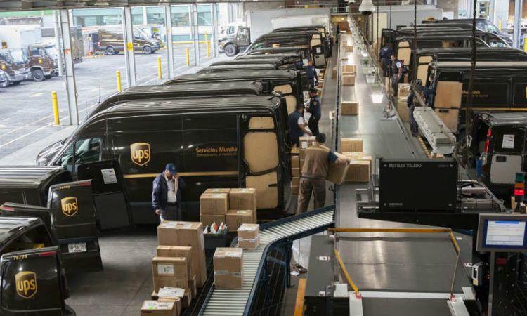 UPS, demanda , UE, compra, TNT Express,