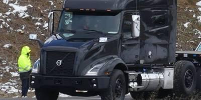 Volvo, VNX, camión, Estados Unidos, transporte,