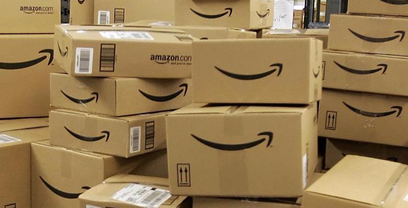 Amazon se quedó con 51 millones en propinas a sus repartidores en EE.UU.