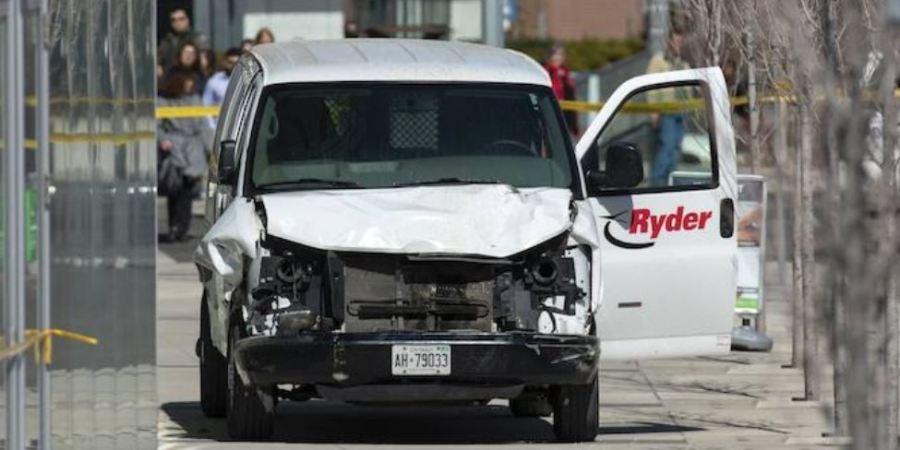 identificado, conductor, furgoneta, muertos, heridos, Toronto,