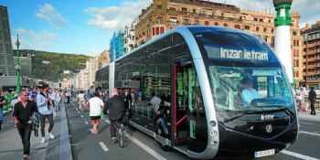 transporte, futuro, circula, Donostia,