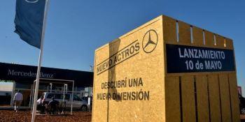 Mercedes-Benz, Actros, Arocs, Argentina,
