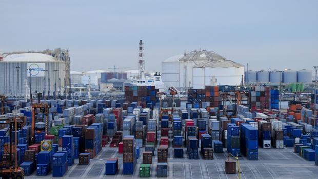 Puerto de Barcelona, récord, histórico, tráfico, mercancías,