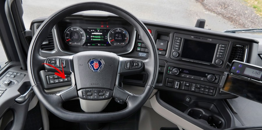 Scania, motivos, conducción, segura,