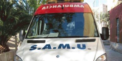 heridos, colisión, coches, camión, A-3,