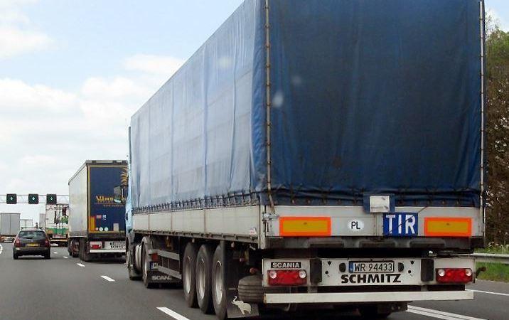 camiones, polacos, líderes, cabotaje, transporte internacional, Europa,