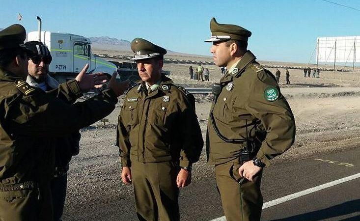 camionero, mata, ladrón, intento, robo, Chile