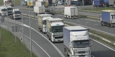 Alemania, refugiados, camioneros,