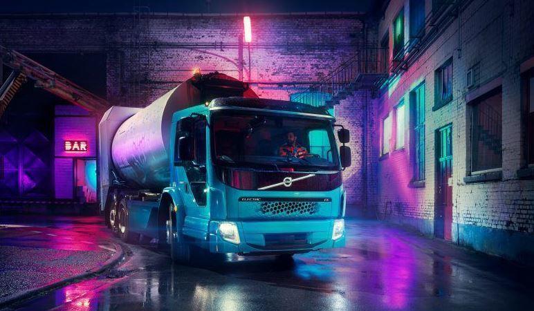 Volvo Trucks, semanas, camiones, eléctricos,