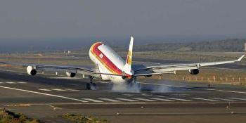 transporte aéreo, ganando, pasajeros, competencia, AVE,